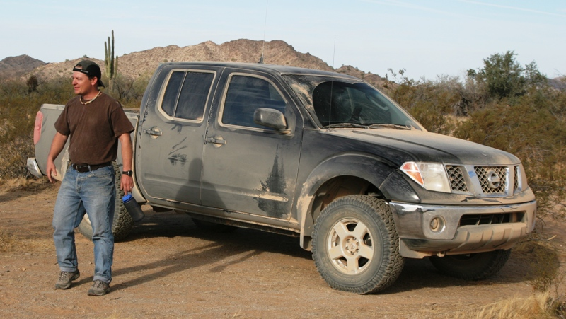 Nissan Frontier: 07 фото