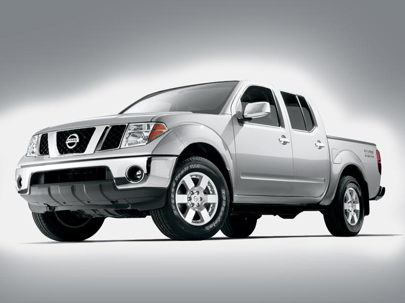 Nissan Frontier: 8 фото