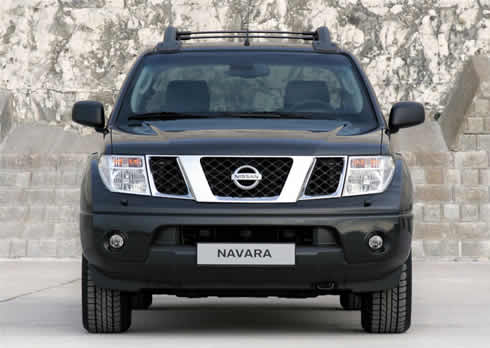 Nissan Frontier: 11 фото