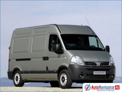 Nissan Interstar: 12 фото