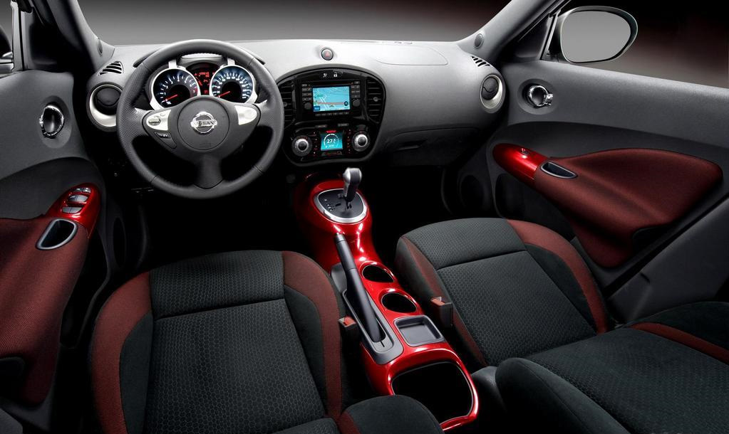 Nissan juke 05 for Interieur nissan juke