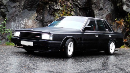Nissan Laurel C32 - 450 x 253, 04 из 11