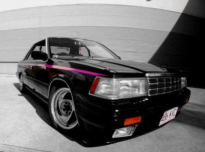 Nissan Laurel C32: 6 фото