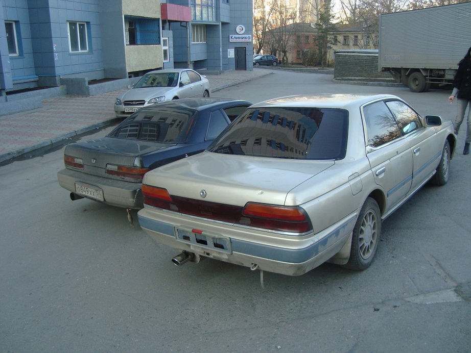 Nissan Laurel C33: 03 фото