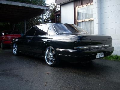 Nissan Laurel C33: 05 фото