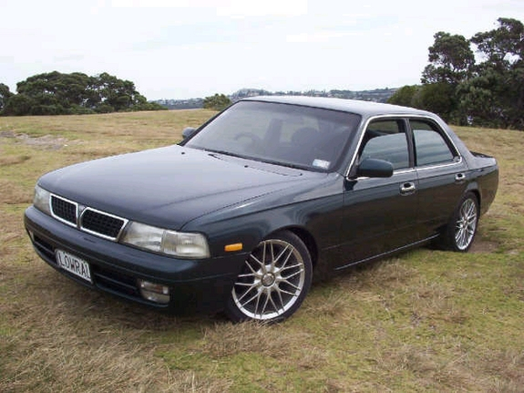 Nissan Laurel C34: 01 фото