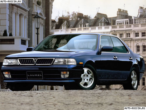 Nissan Laurel C34: 07 фото
