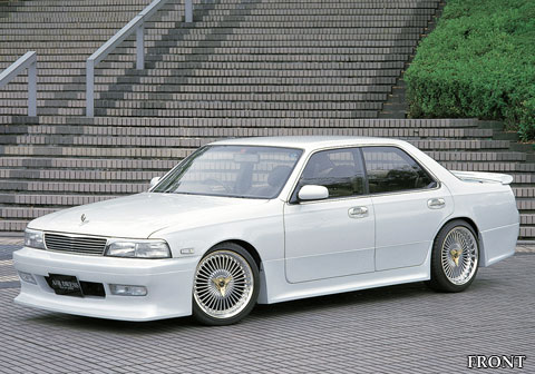 Nissan Laurel C34: 10 фото