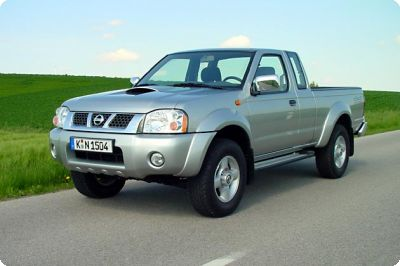 Nissan Pick UP: 02 фото