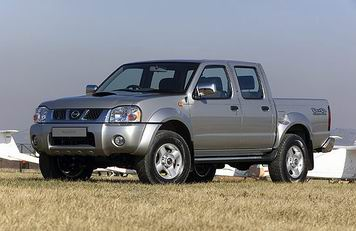 Nissan Pick UP: 08 фото