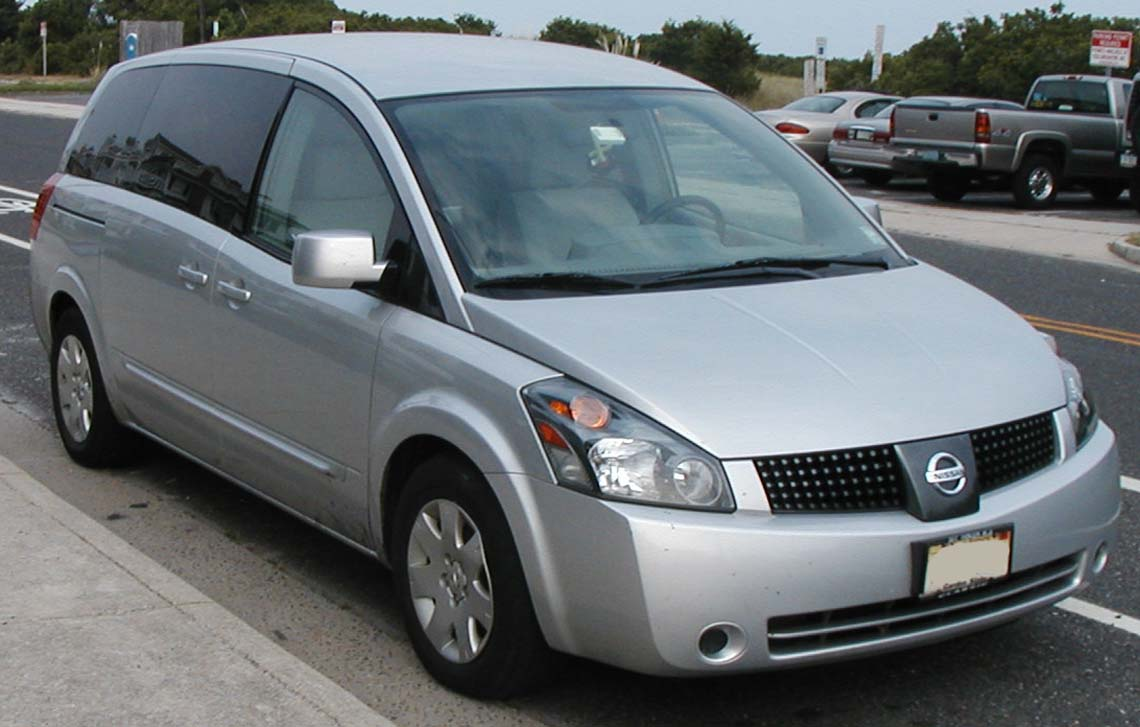 Nissan Quest: 08 фото