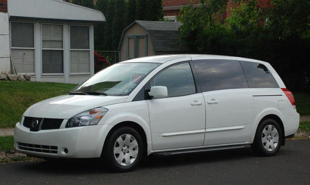 Nissan Quest: 11 фото