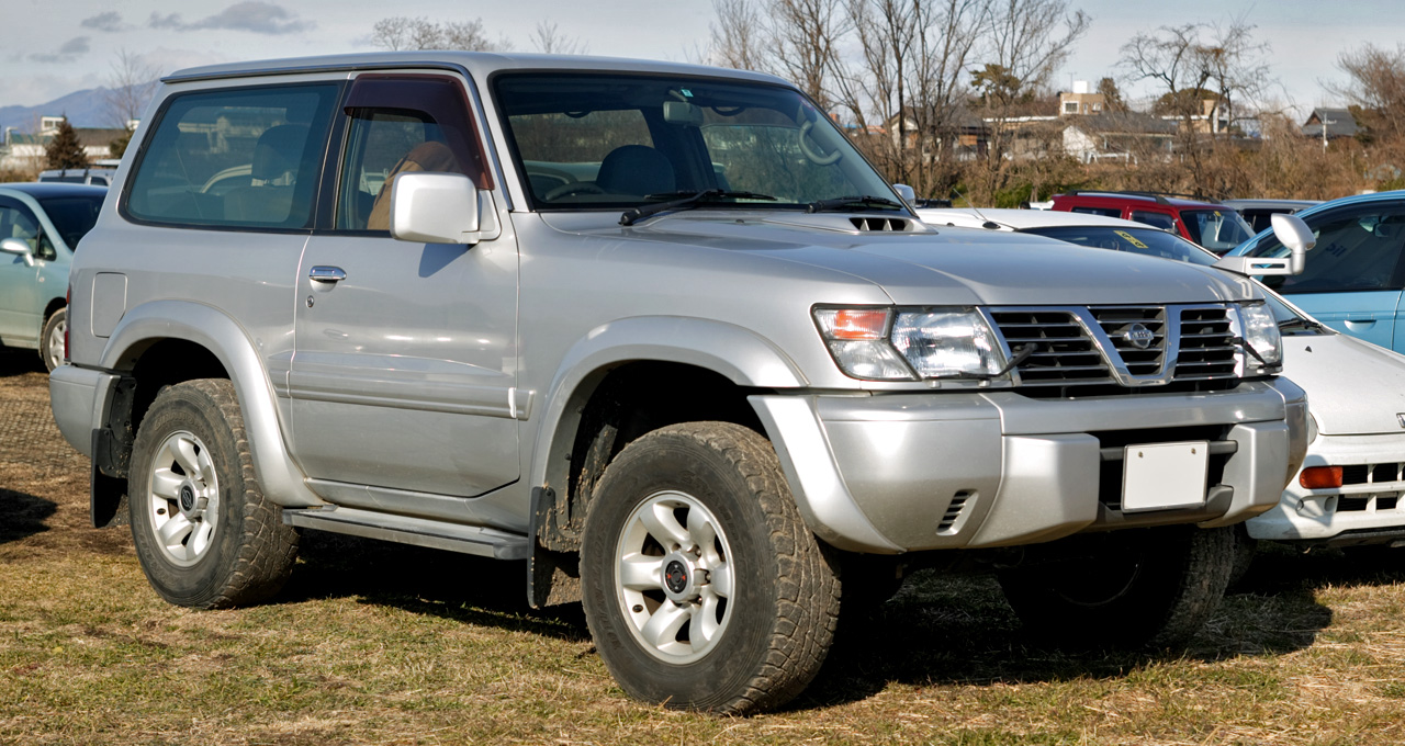 Nissan Safari: 10 фото