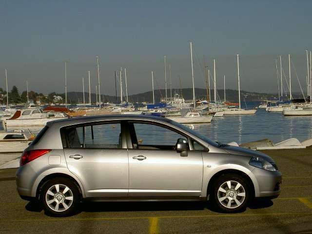 Отчеты о Nissan Tiida
