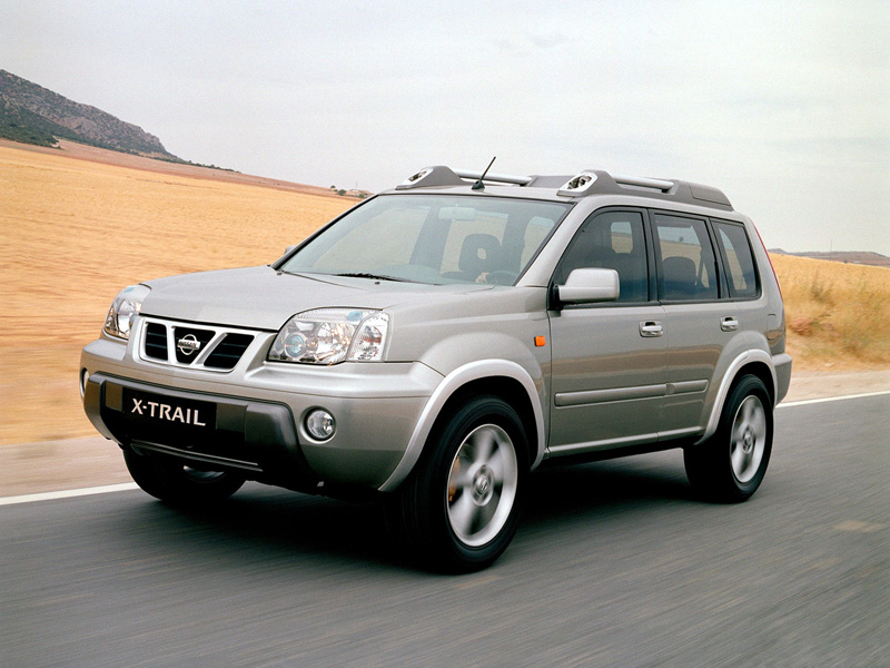 nissan x trail t30 05. Black Bedroom Furniture Sets. Home Design Ideas