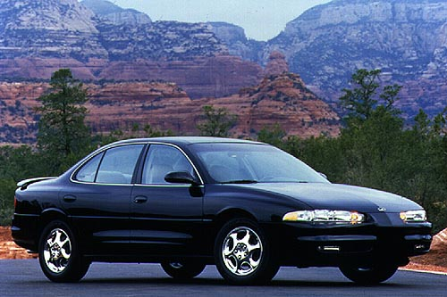 Oldsmobile Intrigue: 1 фото