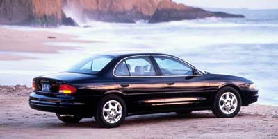 Oldsmobile Intrigue: 10 фото