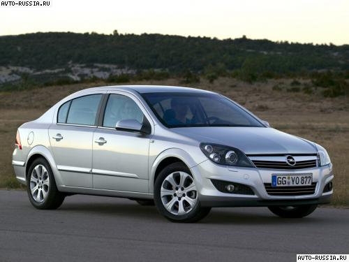 Opel Astra Family Sedan: 6 фото
