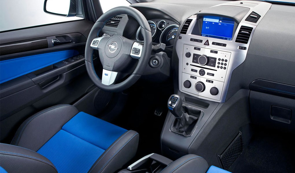 Opel astra h opc 08 for Interieur astra h opc