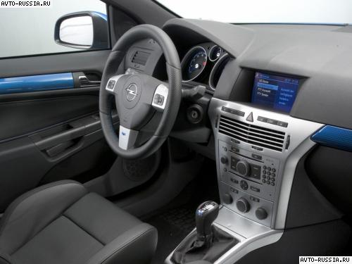Opel Astra H OPC: 11 фото