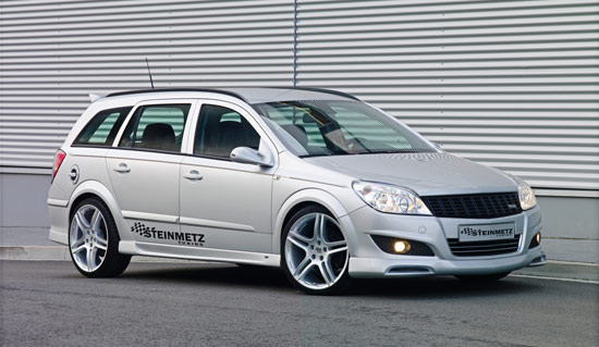 Opel Astra ST: 5 фото