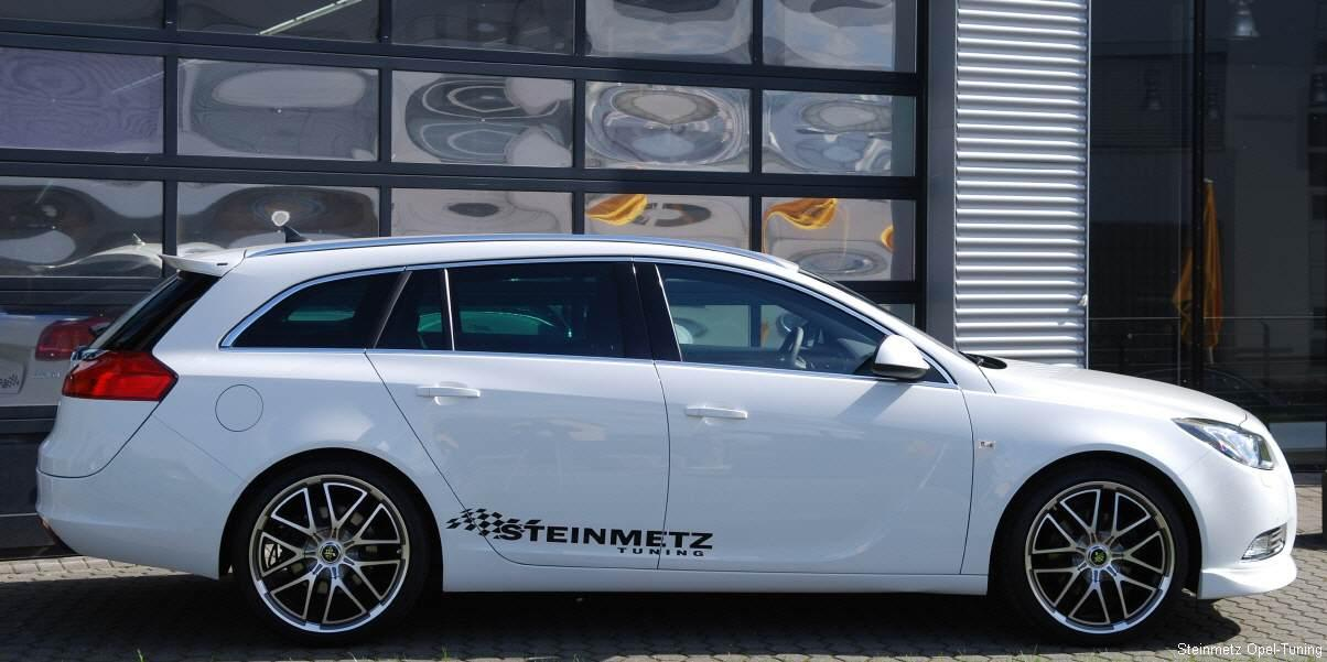 Opel Insignia Sports Tourer: 02 фото