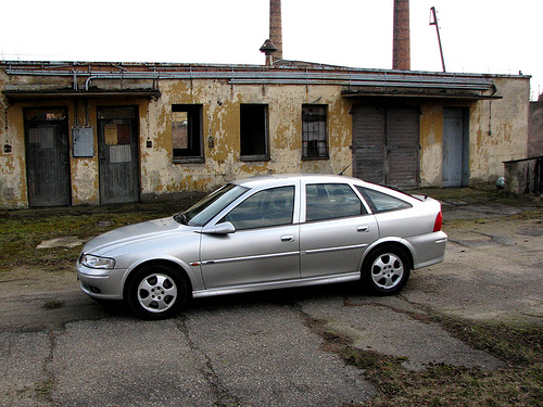 Opel Vectra Hatchback: 01 фото