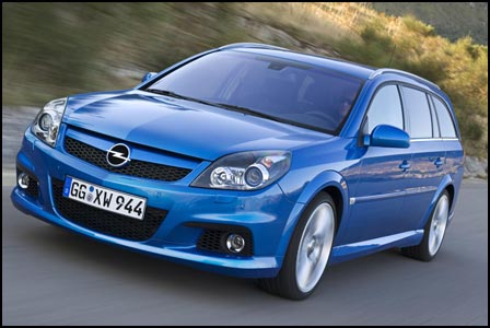 Opel Vectra Hatchback: 05 фото