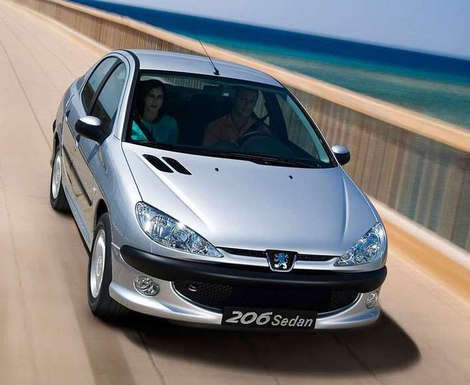 Пежо 206 седан фото - Peugeot 206 новые и подержанные. на ...: http://photo-cars.ru/Пежо-206-седан-фото