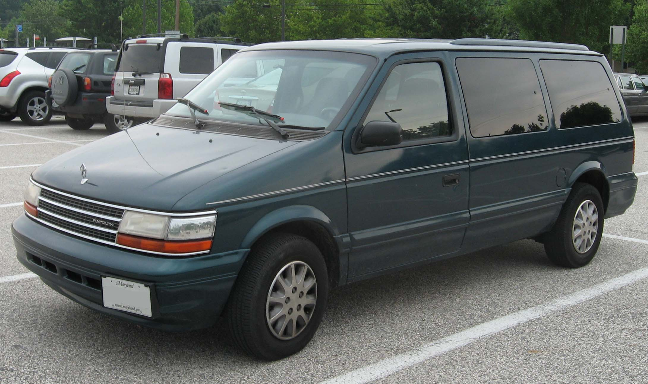 Plymouth Grand Voyager: 1 фото