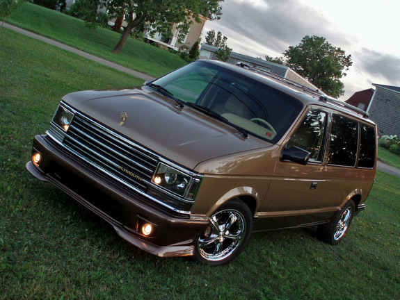 Plymouth Voyager - 575 x 432, 06 из 11