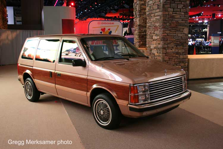 Plymouth Voyager: 7 фото