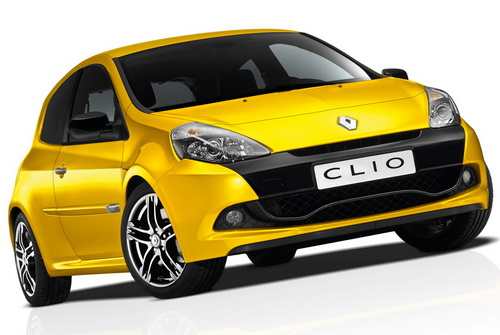 Renault Clio RS: 01 фото