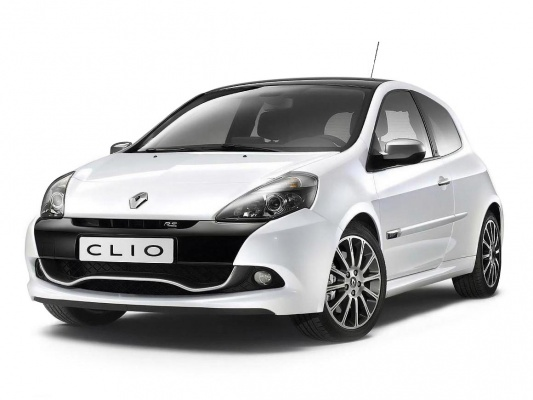 Renault Clio RS: 3 фото