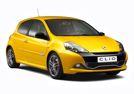 Renault Clio RS: 07 фото