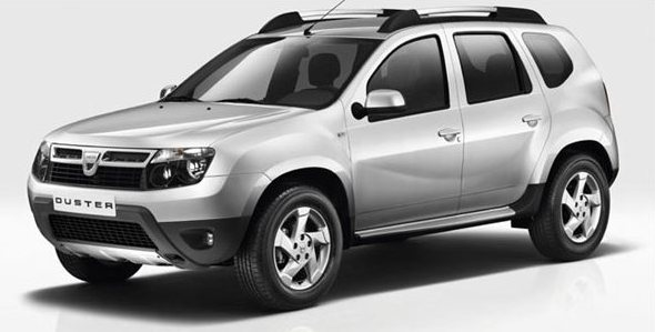 Renault Duster: 02 фото