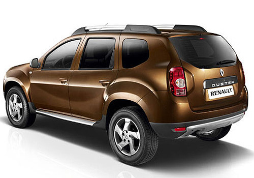 Renault Duster: 3 фото