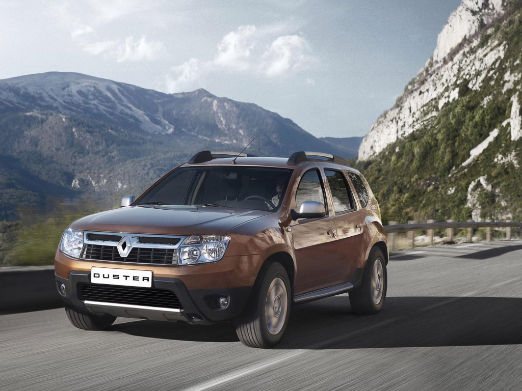 Renault Duster: 06 фото