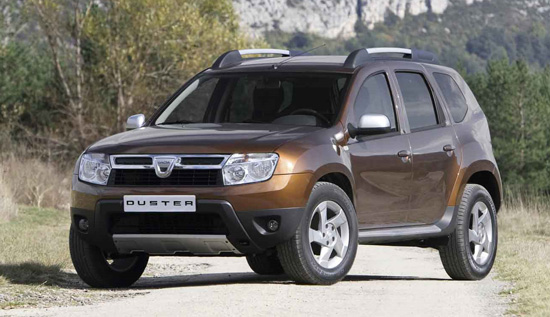Renault Duster: 12 фото