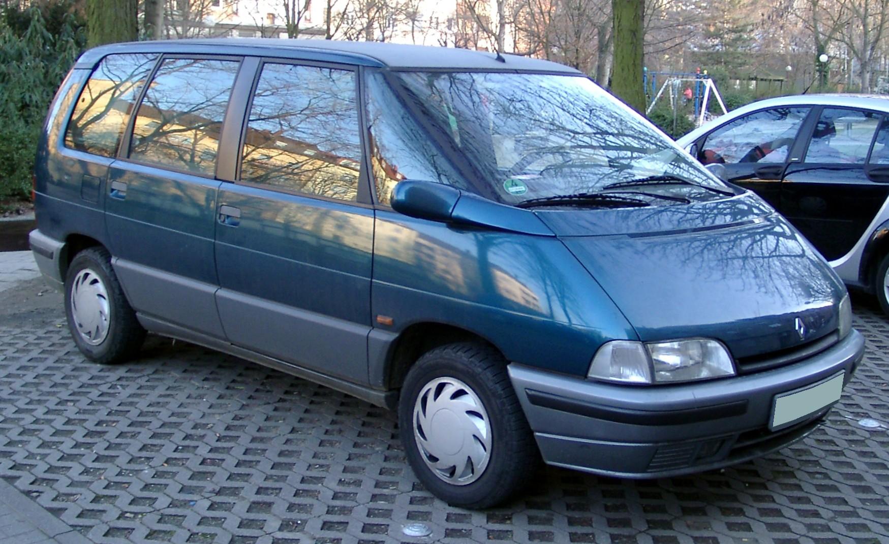 Renault espace 2 2 dci partikelfilter nachrüsten