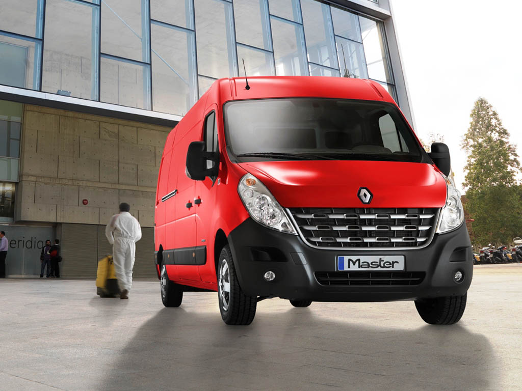 Renault Master: 06 фото