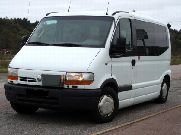 Renault Master: 12 фото