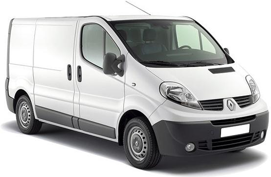 Renault Trafic Fourgon: 1 фото