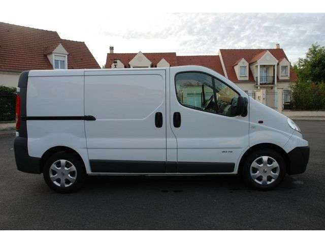 Renault Trafic Fourgon: 3 фото