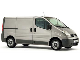 Renault Trafic Fourgon: 11 фото