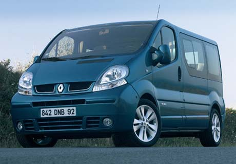 Renault Trafic: 01 фото