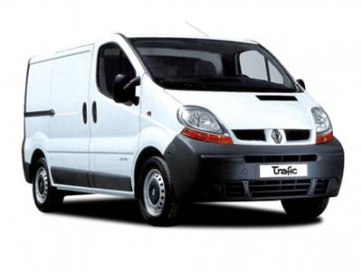 Renault Trafic: 9 фото