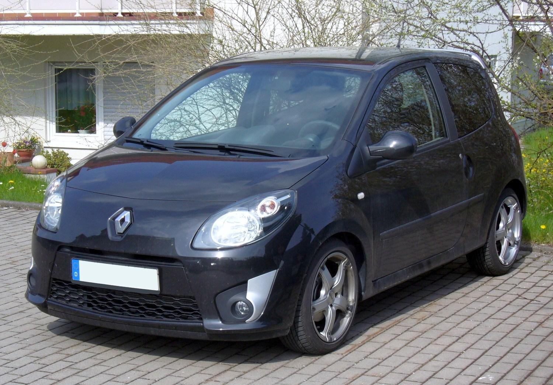 автомобиль Renault Twingo Ii фото 09 из 13 размер изображения