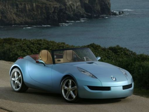 Renault Wind: 12 фото