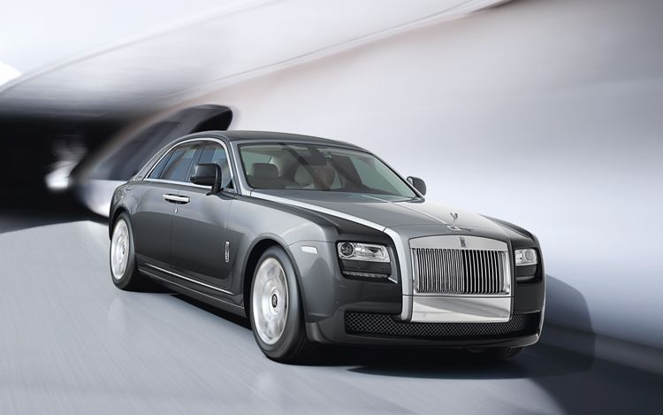 Rolls Royce Ghost: 12 фото